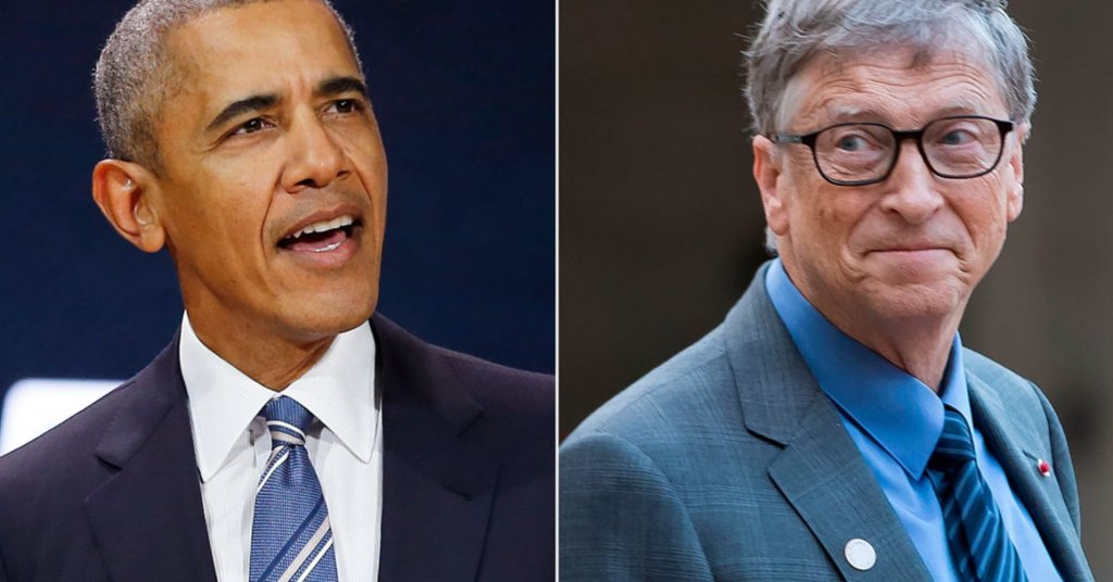 Top Books That Bill Gates And Barack Obama Suggests Reading