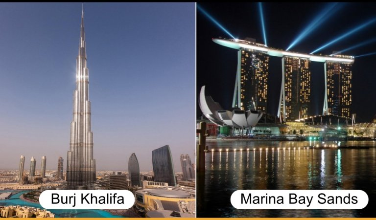 10+ Breathtaking Skyscrapers Around The World
