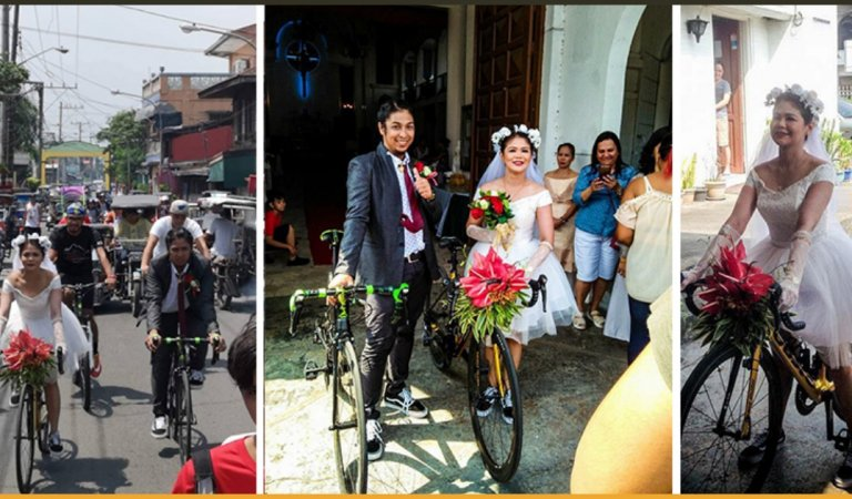 A Classic And Realistic Marriage Concept Of This Couple From Philippines Goes Viral