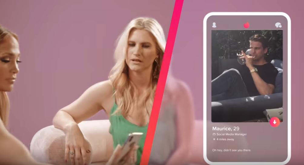 Jennifer Lopez shares dating advice on Tinder Video