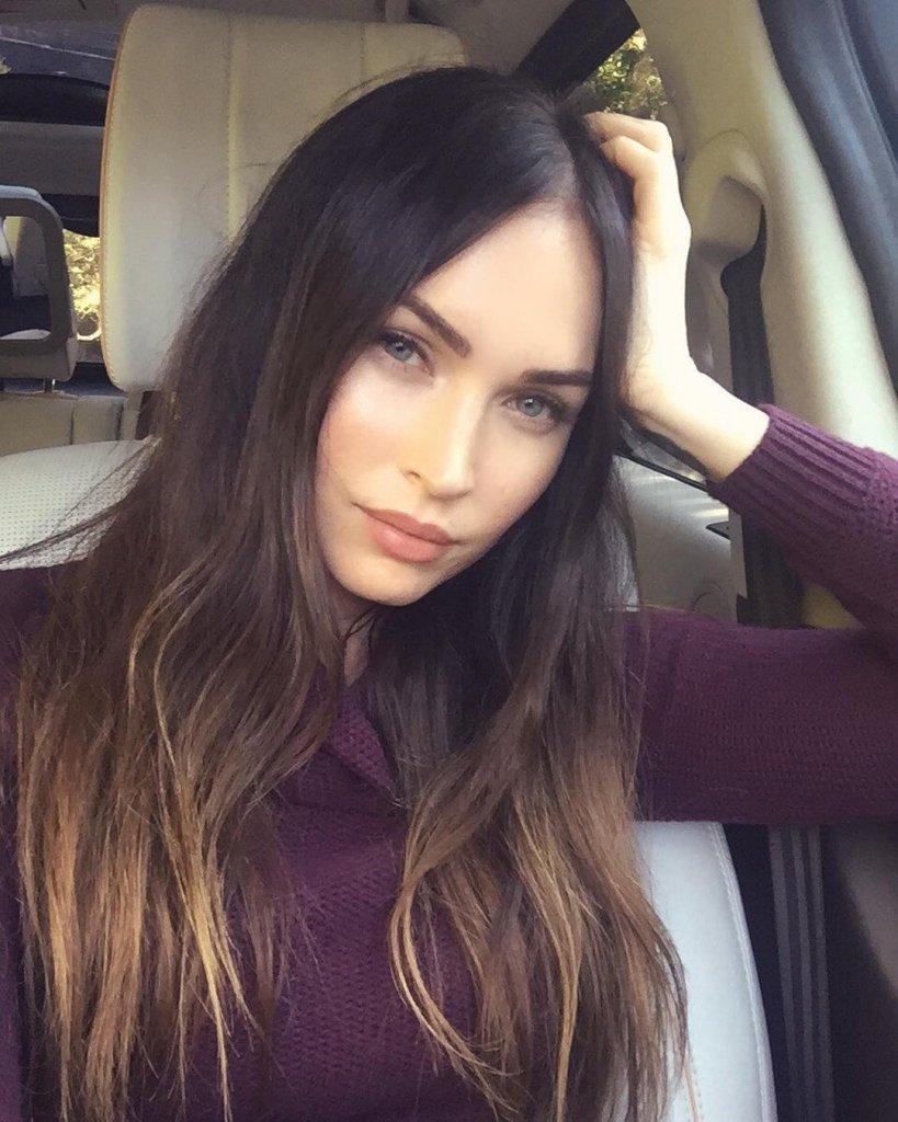 Megan Fox Transformation
