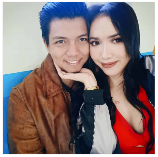 Aira and boyfriend share picture together on social media