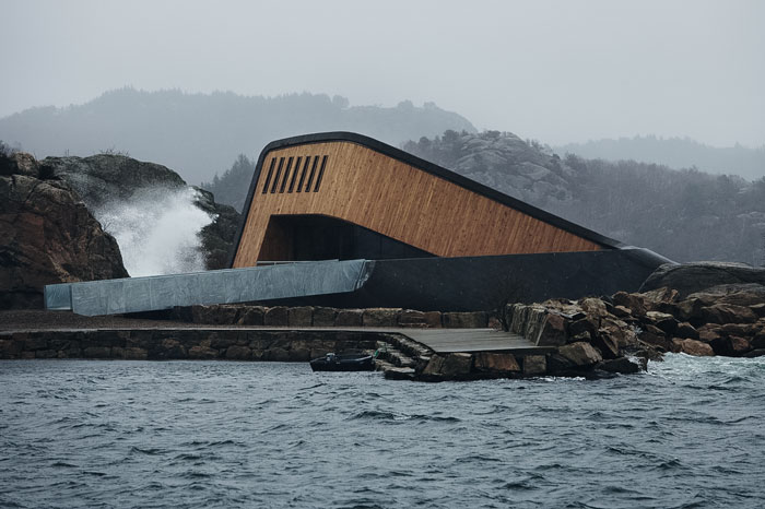 Have A Look On First Undersea Restaurant Of Norway
