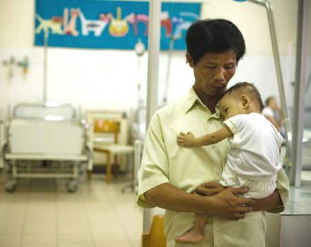 Vietnami Man Buried 16,000 Aborted Babies & Rescued Hundreds To His Orphanage
