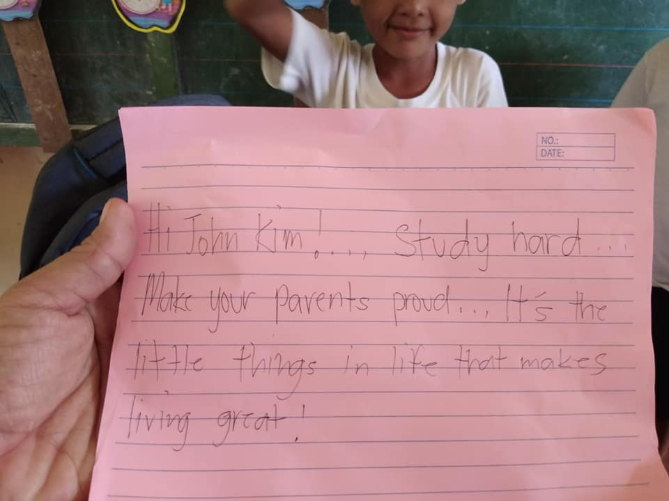 8-Year-Old Improvised Pen As He Couldn't Afford A New One