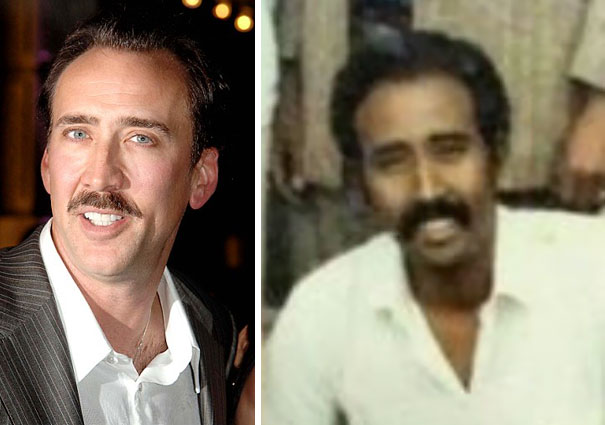 Celebrity Lookalike From All Over The World That Will Make You Look Twice