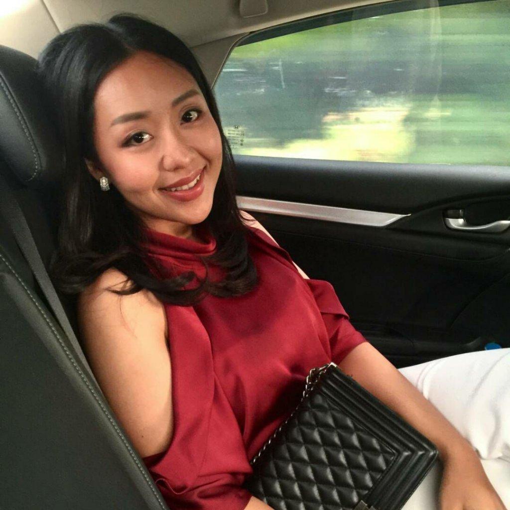 Karnsita Rodthong, daughter of Thai farmer