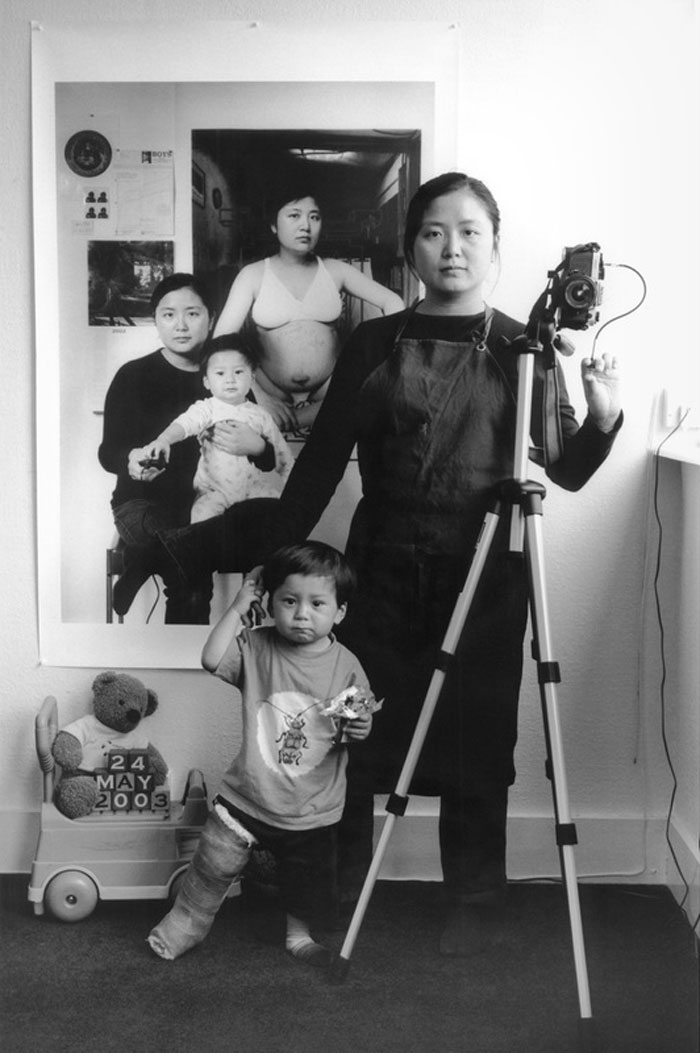 Mother Created 17 year Documentation Of Her Son Growing Up is Really Heartwarming