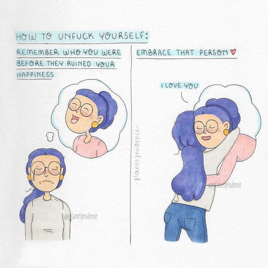 Funny And Relatable Illustrations Of Being A Woman
