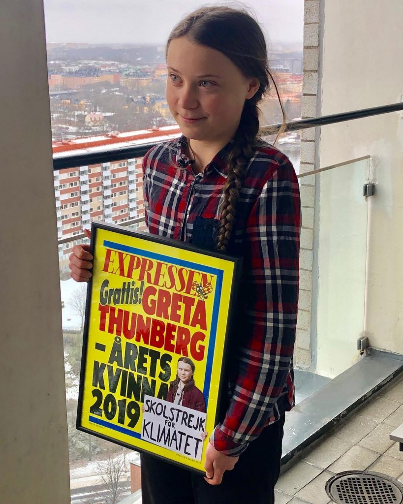 16-Year-Old Girl Asks To Take Action Against Global Warming Nominated For Nobel Peace Prize