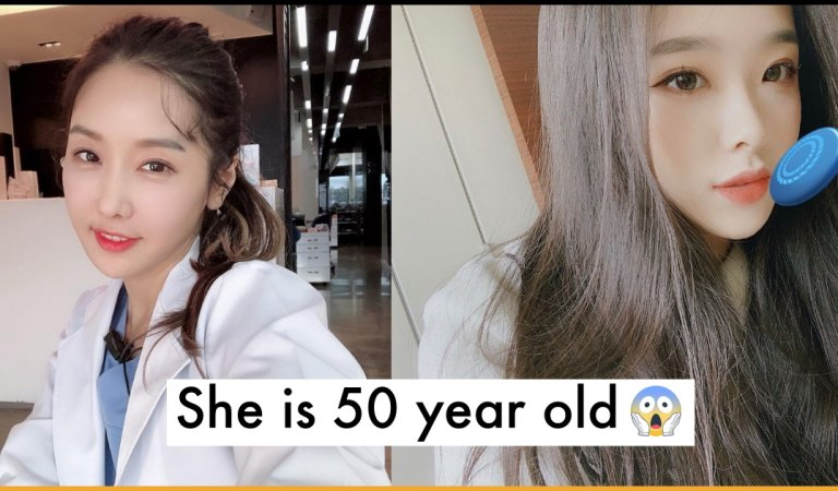 50-Year-Old Dentist From South Korea Is Defying Age Like No One Else