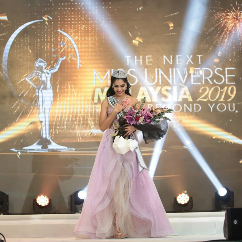 Meet Shweta Sekhon, The New Miss Universe Malaysia 2019
