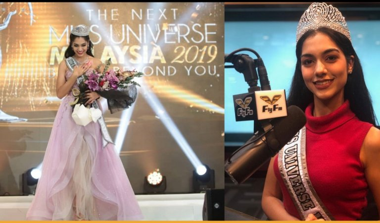 Meet Shweta Sekhon, The New Miss Universe Malaysia 2019