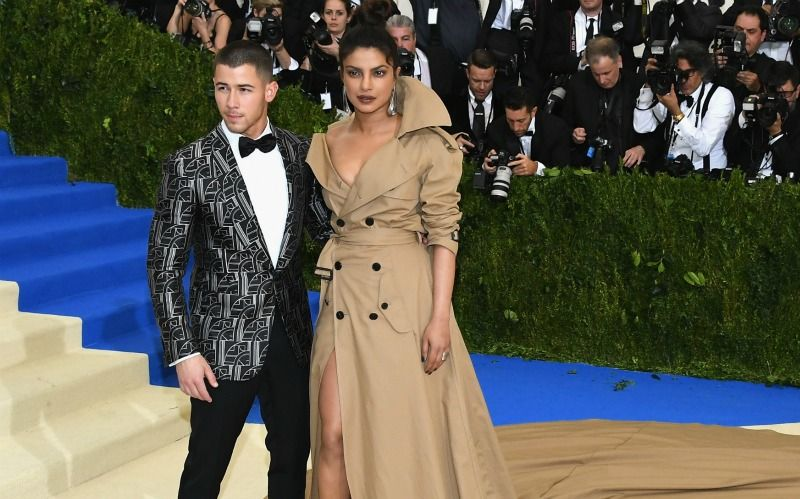 Nick Jonas and Priyanka Chopra with an age gap of 10 years