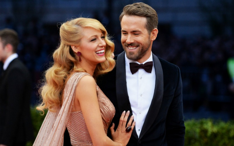 Ryan Reynolds and Blake Lively with an age gap of 11 years