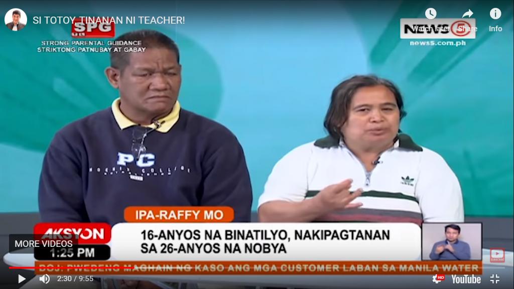 Parents Left Clueless after a Teacher Ran Away with their son
