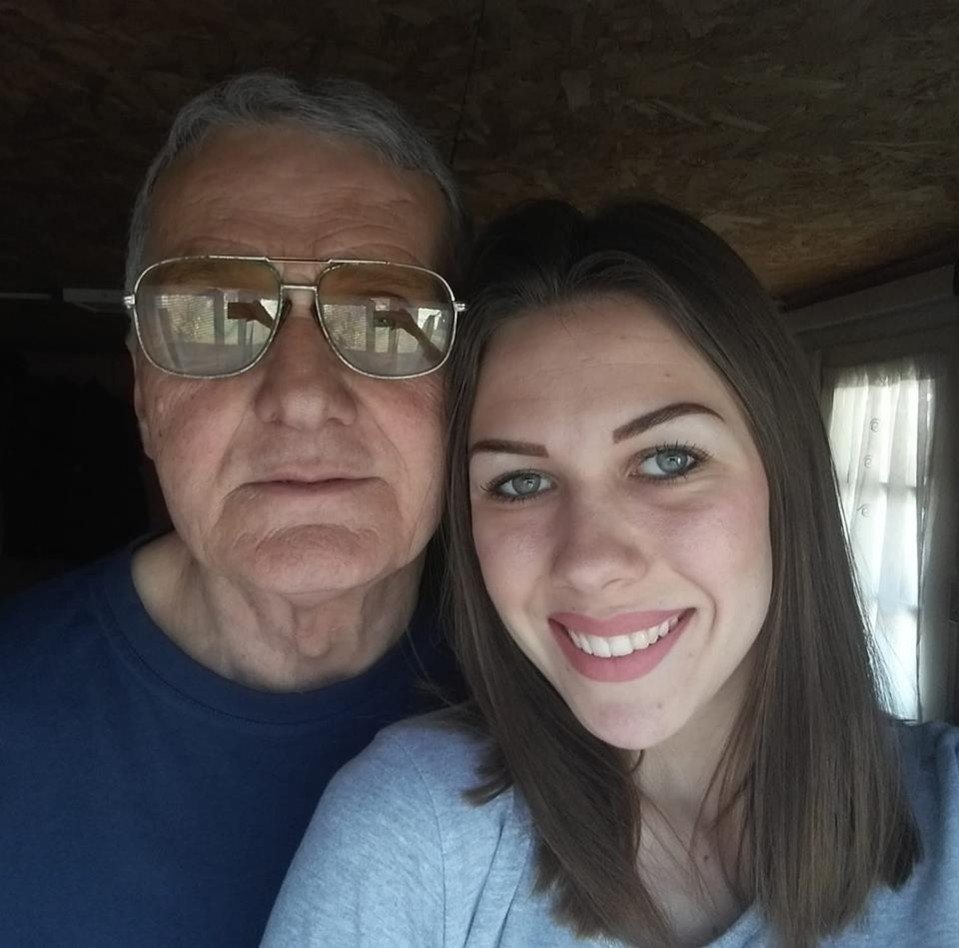 21-year-old woman dating 74-year-old man