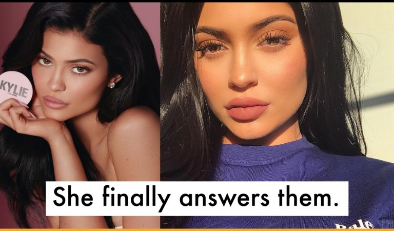 Kylie Jenner Lashes Out At Critics Who Question Her Being A Self-made Billionaire