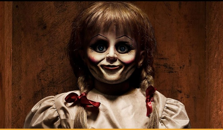 First Teaser Of 'Annabelle Comes Home' Released