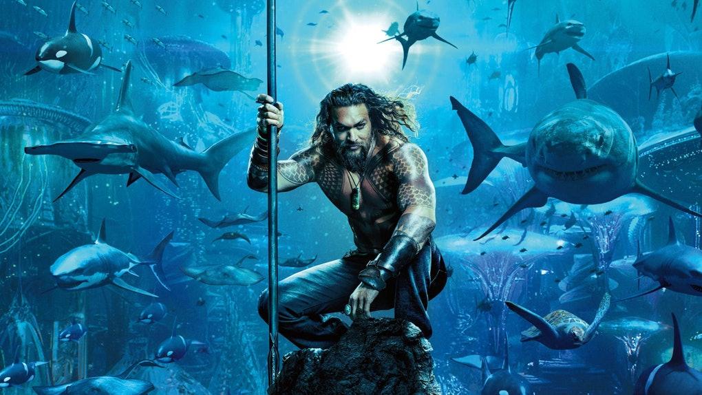 Release Of The Sequel Of  Aquaman Declared