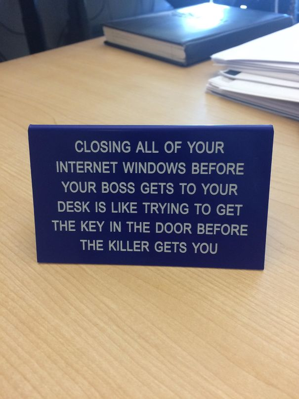 Hilarious Examples Of A Boss-Employee Relationship