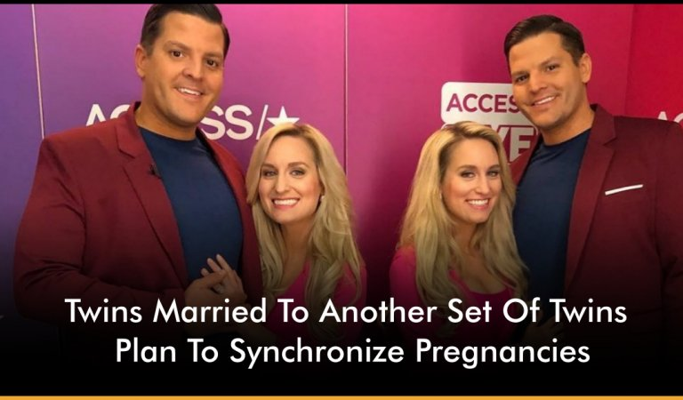Identical Twins Who Married Another Twins Plan To Synchronize Their Pregnancies