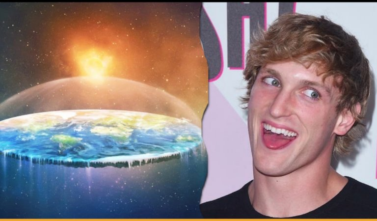 YouTube Star Logan Paul Aims To Trek Antarctica To Prove Flat Earth Theory