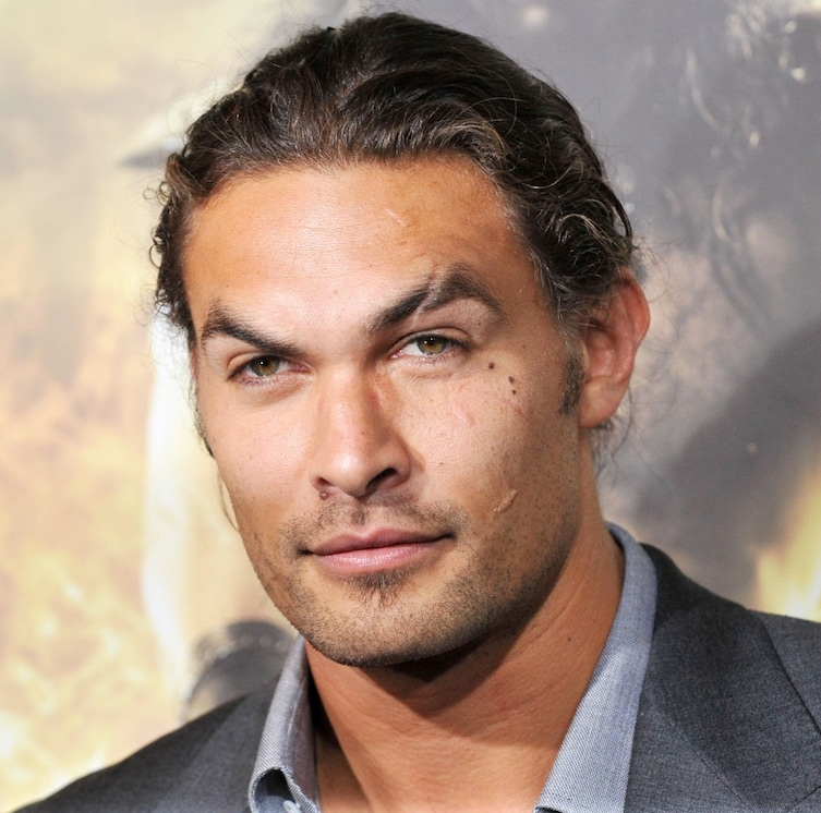 Pictures Showing Stunning Transformation Of Jason Momoa From Age 13 To 39
