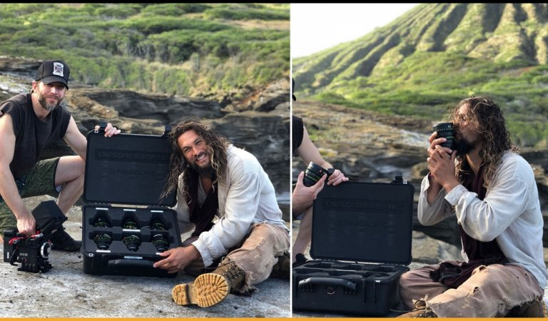 Jason Momoa Shows Off His Leica Camera Collection And We Are Bound To Get Jealous