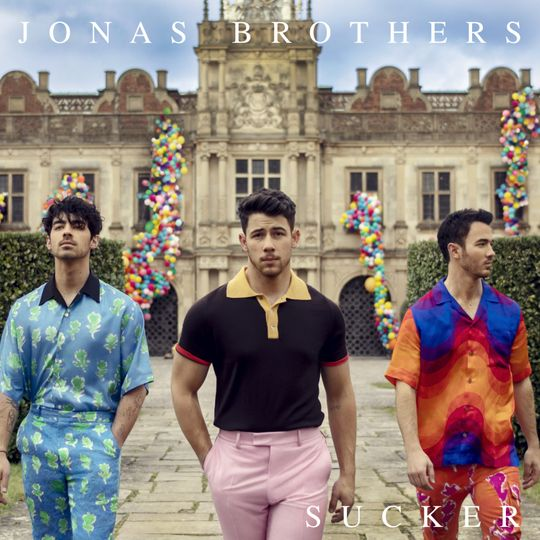 Priyanka, Sophie, And Danielle, All Three Appears In The Jonas Brothers' Comeback Video
