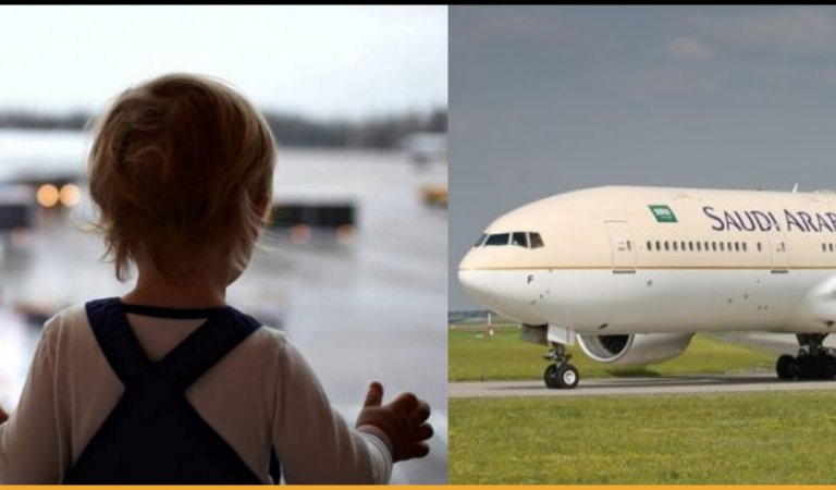 Passenger Plane Returns After A Mother Forgets Her Baby At The Airport