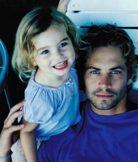 Paul Walker's Daughter, Meadow Walker Is All Set To Follow His Footsteps