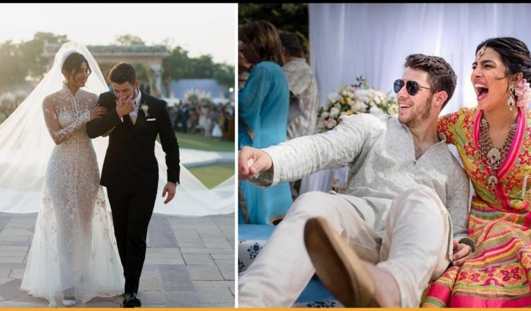 Nick Jonas Says He Was Done With His Multiple Wedding Receptions With Priyanka Chopra After Seeing The Bill