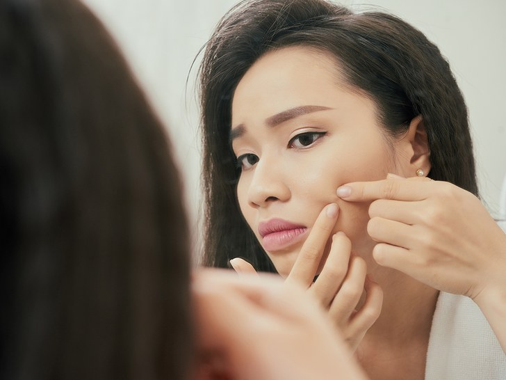 Here's Why You Need To Stop Popping Your Pimples Right Away