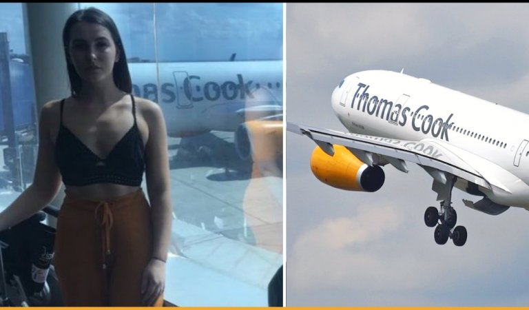 Thomas Cook Airlines Asked A Girl In Crop Top To Cover Up Her Body Or Leave The Flight
