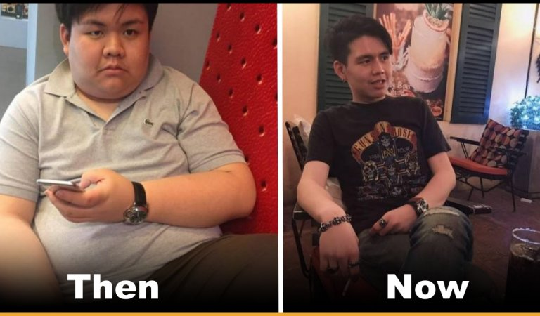 Man Went Through Major Weight Loss After His Crush Rejected Him