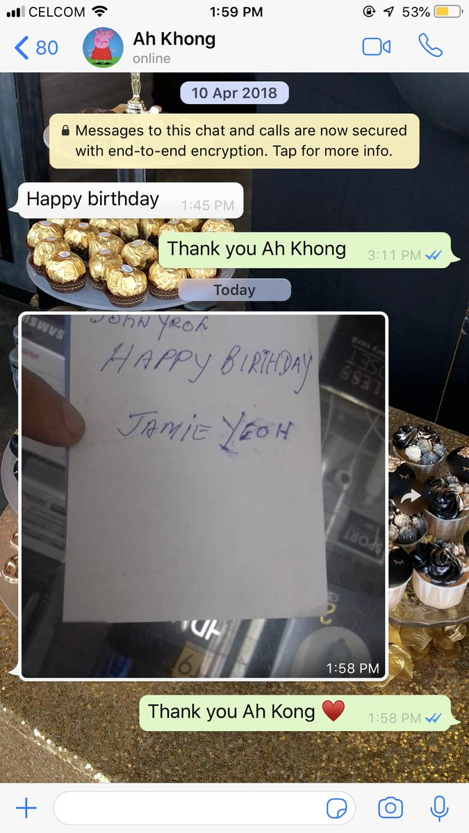 74 Year Old Man Wanted To Send A Birthday Wish To His Grand Daughter, Went To Ask For Help At A Phone Shop