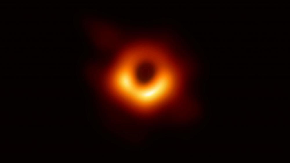 This Scientist, Katie Bouman Captured The First Ever Picture Of A black Hole
