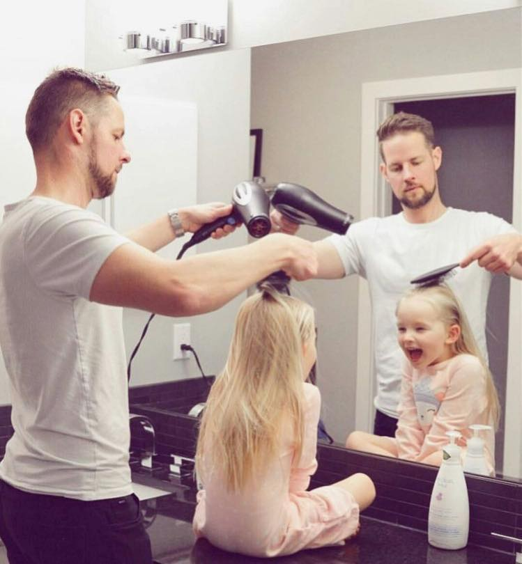 Being A Dad Is The Best Stage Of Every Man's Life