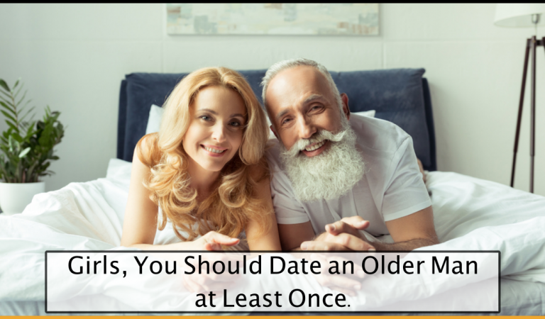 Reasons Why Dating Younger Women Keeps Men Forever Young
