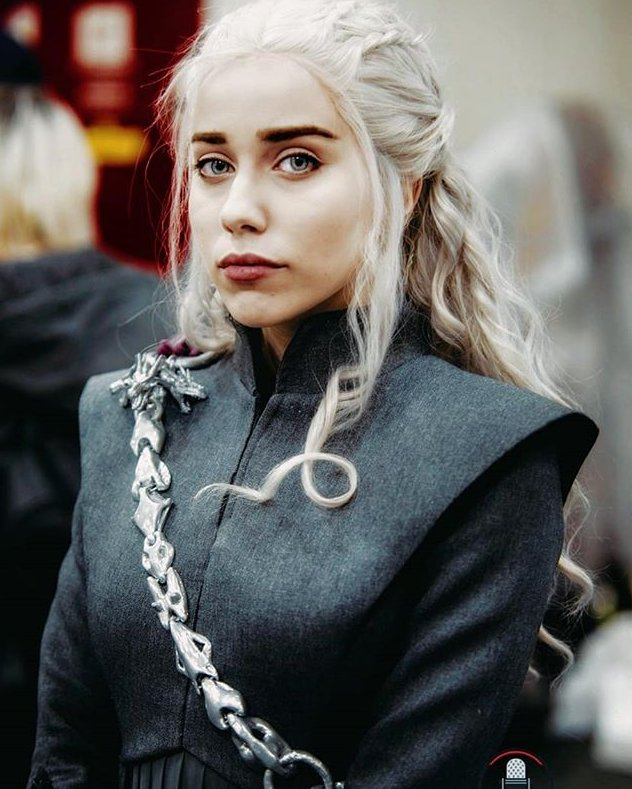 The Best And The Most Realistic Cosplay Portraying The GoT Character Khaleesi You Would ever See