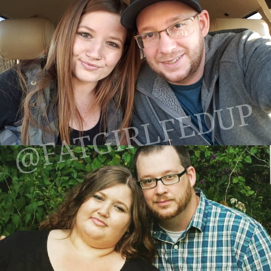 Inspirational Journey Of A Couple Who Lost 400 pounds Together