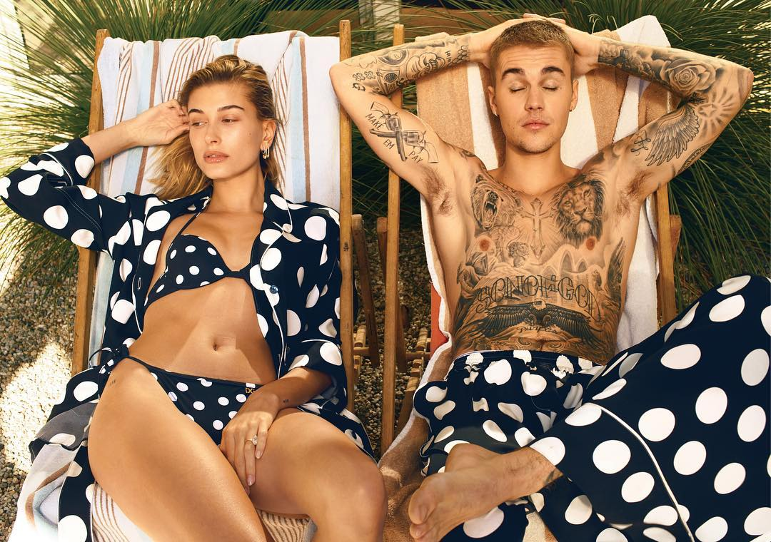 Justin Bieber's Wife Hailey Baldwin And Selena Gomez Avoid Each Other at pilate