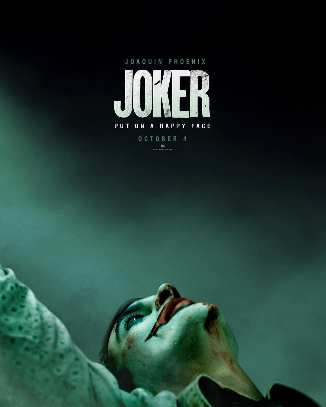 Joaquin Phoenix's Joker Trailer Has Launched