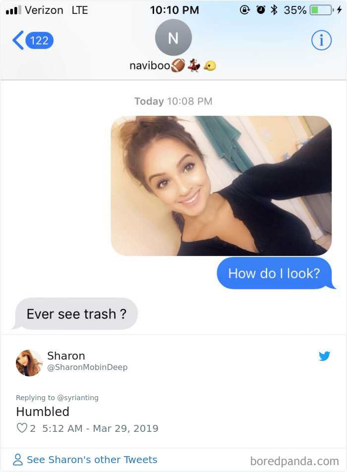 brother sister funny response