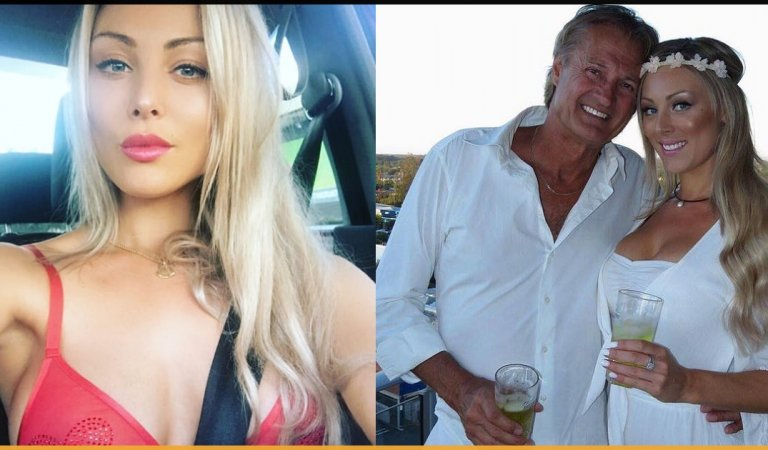 King Of Topless Barmaid Industry Marries 30 Years Younger Personal Trainer