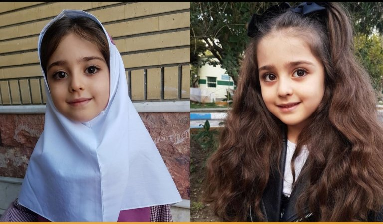Mahdis Mohammadi, The 7-YO Iranian Girl Became An Internet Star For Her Exceptional Beauty
