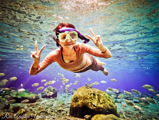 This Underwater Attraction In Indonesia Is Best To Visit And Take The Most Of Pictures