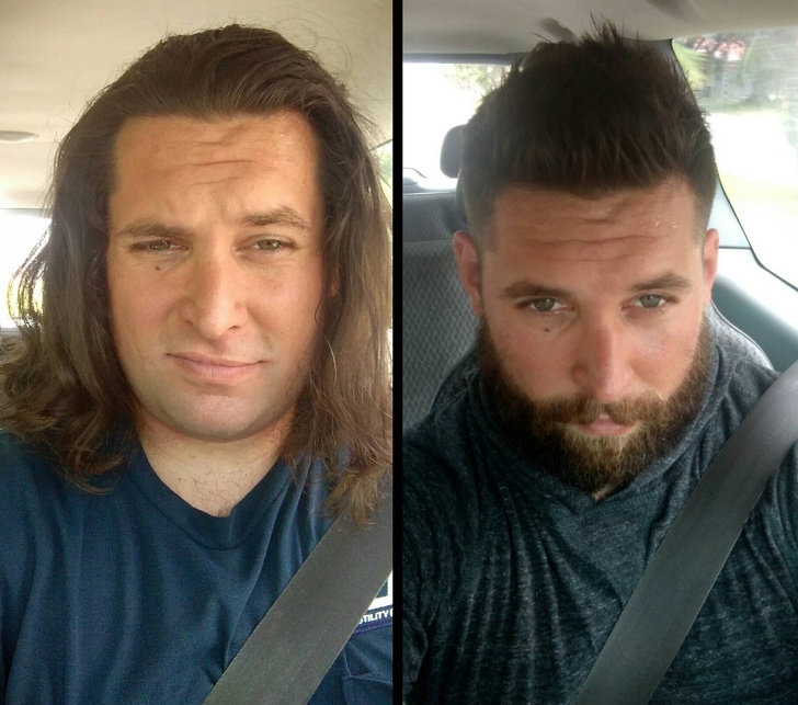These Pictures Prove That Growing A Beard Can Change Everything in a man's personality