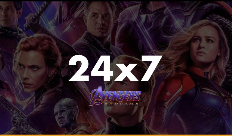 Avengers: Endgame Will Run In The Theaters 24×7 All Over India